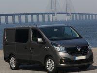 Renault Trafic combi 4 porte