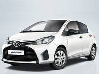 Toyota Yaris Van