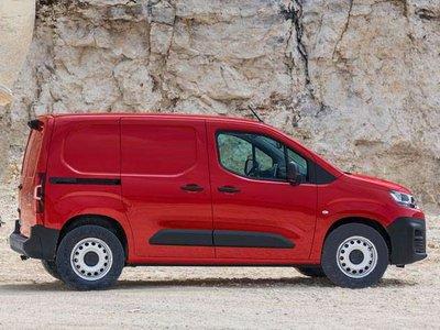 2018 Citroën Berlingo Van 4 porte