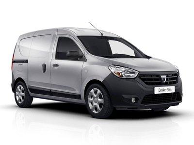 2018 Dacia Dokker Van
