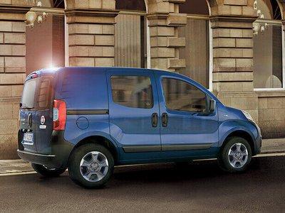 2019 Fiat Professional Fiorino Qubo