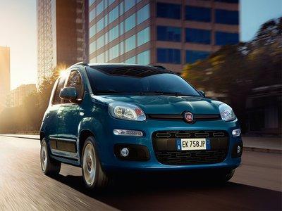 2019 Fiat Professional Panda Van