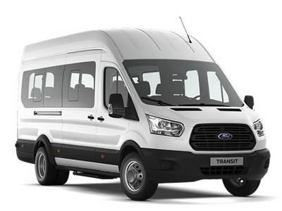 Ford Transit bus 4 porte