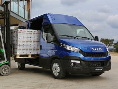 2016 Iveco Daily Furgone