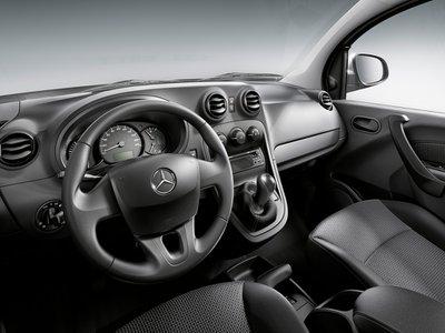 2016 Mercedes-Benz Citan Furgone 4 Porte