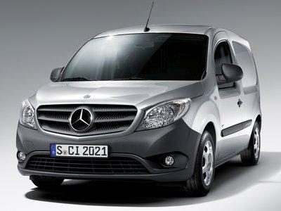 Mercedes-Benz Citan Furgone 4 Porte