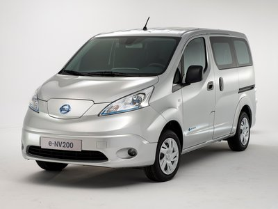 Nissan e-NV200 Bus