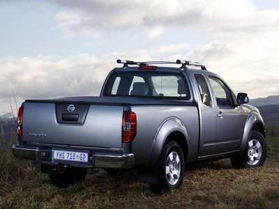 2018 Nissan Navara Cabinato 4 porte
