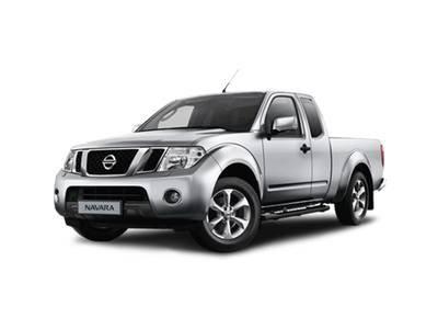 Nissan Navara Cabinato 4 porte