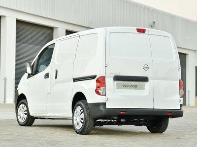 2018 Nissan NV200 Van