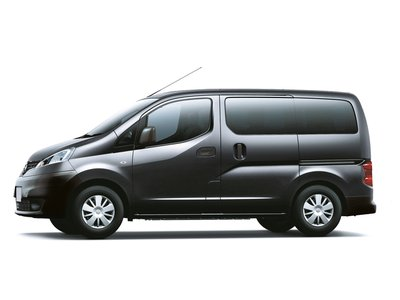 Nissan NV200 Combi 2in1