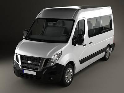 Nissan NV400 Bus