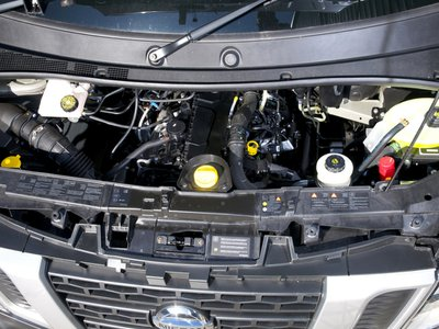2016 Nissan NV400 Van