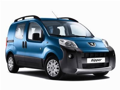 Peugeot Bipper Persone 5 porte