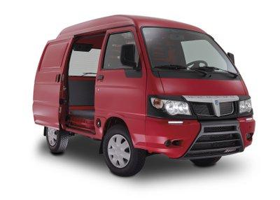 Piaggio Porter furgone