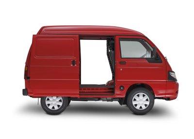 2015 Piaggio Porter furgone
