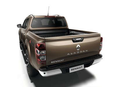 2018 Renault Alaskan