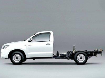 Toyota Hilux Cabinato