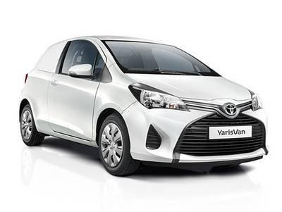 Toyota Yaris Van 3 porte