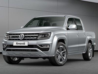 Volkswagen Amarok Autocarro Cabina Doppia