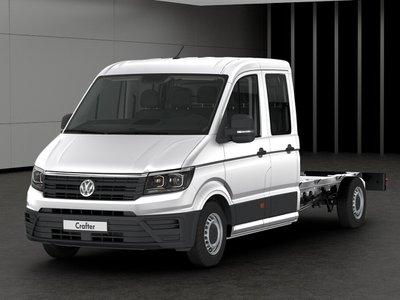 Volkswagen Crafter cabinato cabina doppia