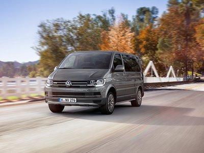 2019 Volkswagen Multivan 5 porte
