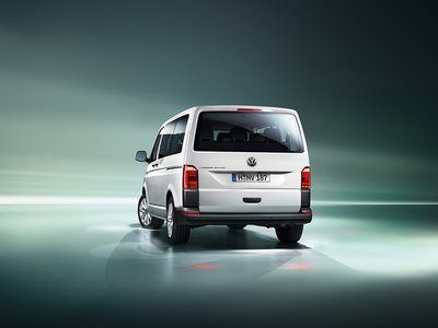 2019 Volkswagen Transporter Combi