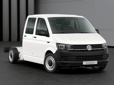 Volkswagen Transporter Autotelaio Doppia Cabina