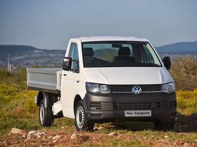 Volkswagen Transporter a sponde abbattibili