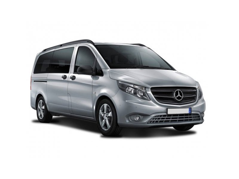 2019 Mercedes-Benz Vito Tourer