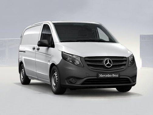 2019 Mercedes-Benz Vito Furgone