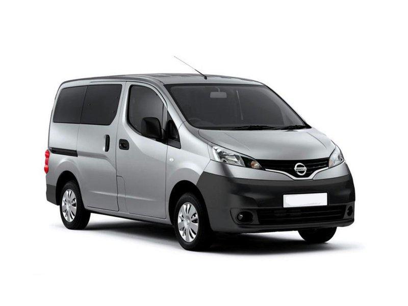 2018 Nissan NV200 Bus
