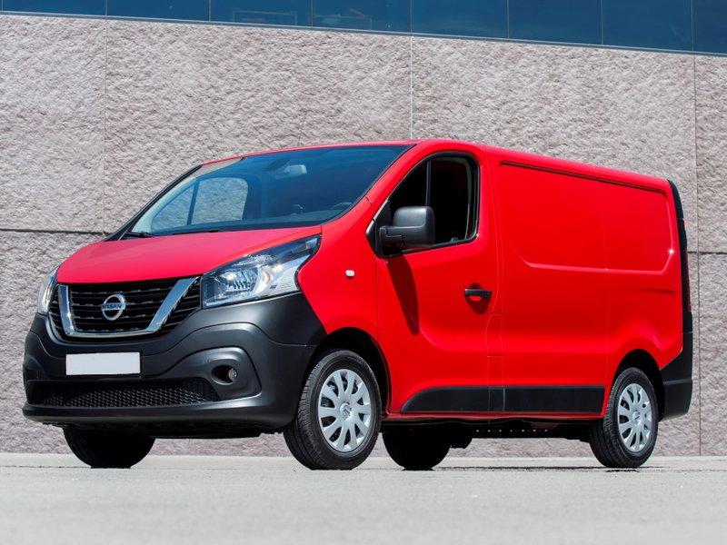 nissan nv300 furgone 4 porte. Black Bedroom Furniture Sets. Home Design Ideas