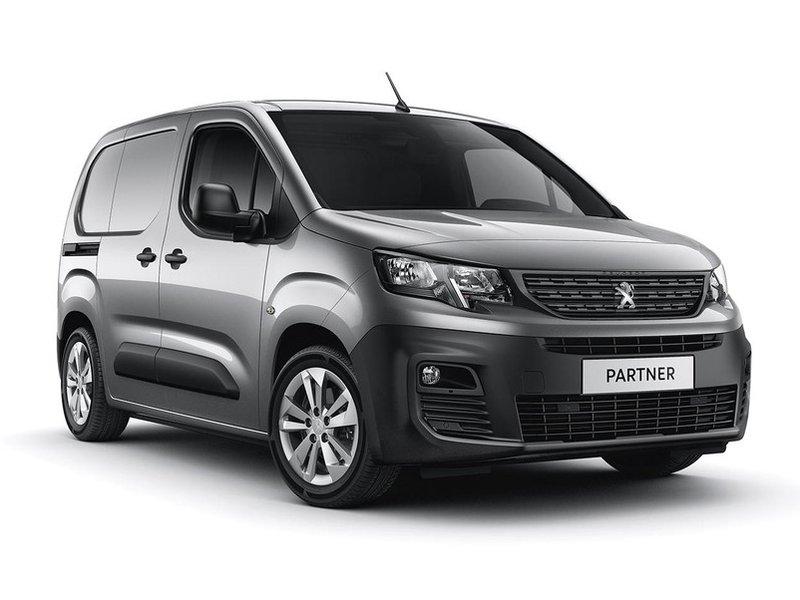 2018 Peugeot Partner