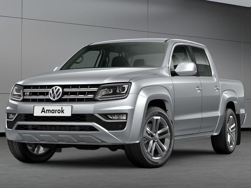 Volkswagen Amarok 3.0 TDI 150kW Comfort. 4Motion B