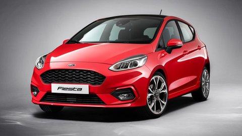 Ford Nuova Fiesta 1 1 85cv Plus